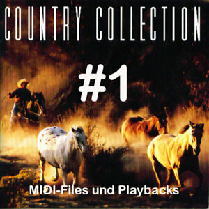 Country-Collection-1-Midifiles-inkl-Playbacks