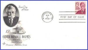 USA3 #1288 U/A ARTCRAFT FDC   Oliver Wendell Holmes