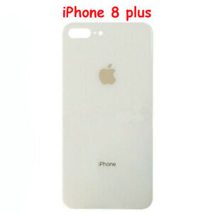 BACK COVER IPHONE 8 BIANCO