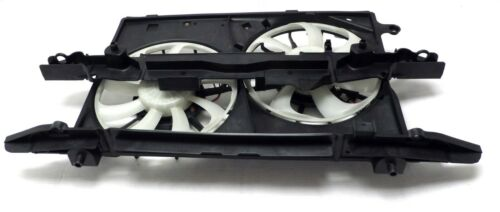 CF2013500 Dual Radiator and Condenser Fan Assembly fits 2008-2013 Scion XB 2.4L