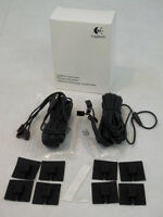 Logitech Precision Ir Emitter Cables For Harmony Ultimate Hub, Smart Control