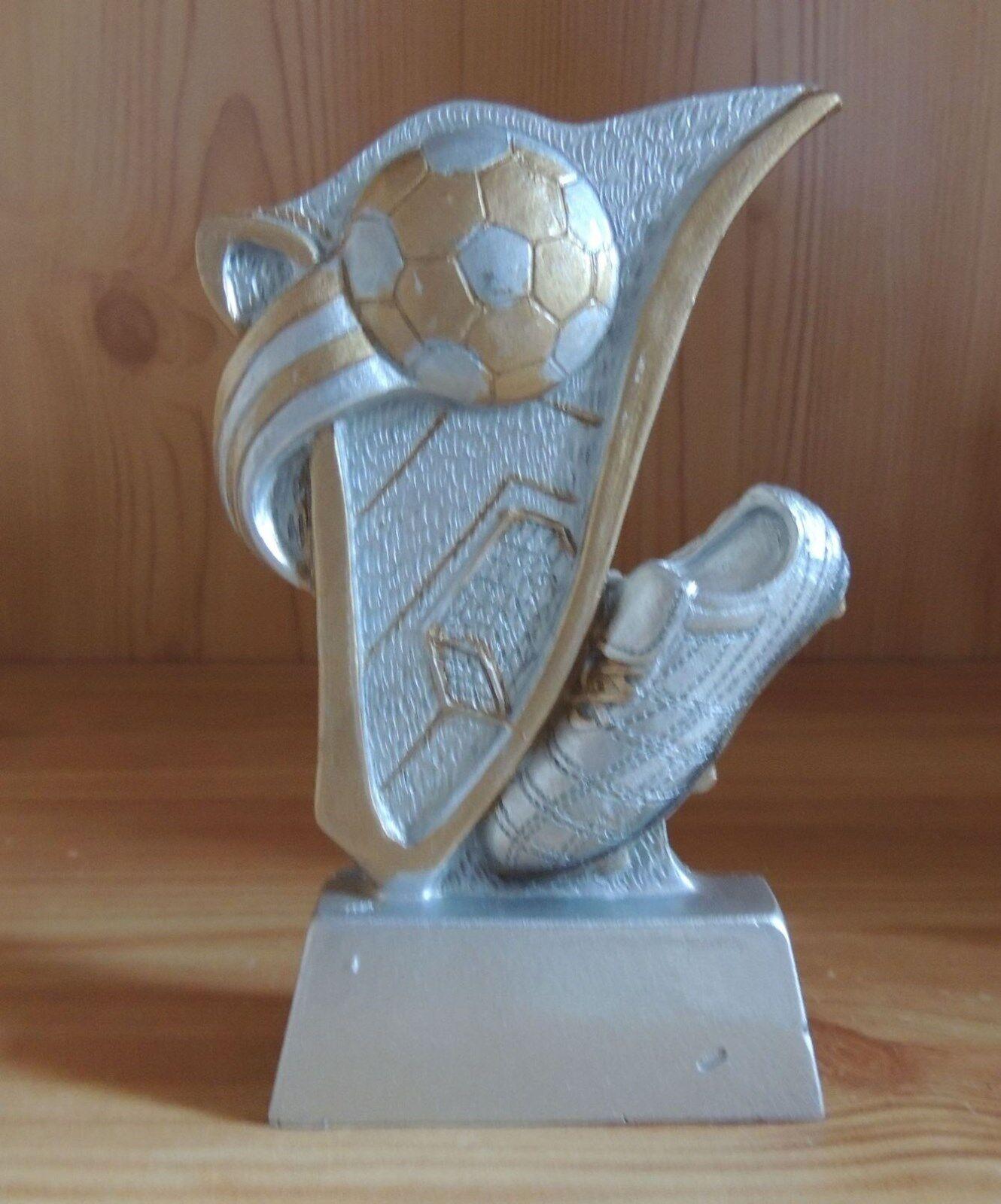 12 Figuren Figuren Figuren Fußball Fußball Schuh + Ball 15cm  FB181(Pokal Pokale Gravur Turnier) bab37b