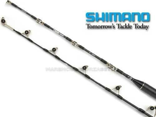 Shimano Tiagra Ultra A 30-50 Lbs Canna Stand Up Rod Fishing Trolling