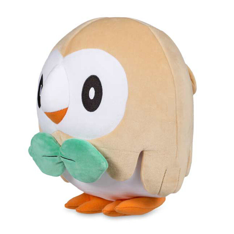 11'' Offical Offical Offical Rowlet Center Trainer Size Plush Toys Generation Vii Gifts 9cd254