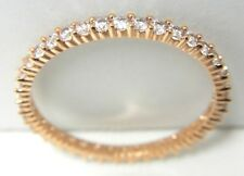 Buy Swarovski Vittore Rose Gold-plated Ring Size 6 Item No. 5095328 ... b1d2d8099bb