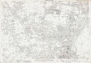 Batley S Dewsbury N Yorkshire map 232151907 eBay