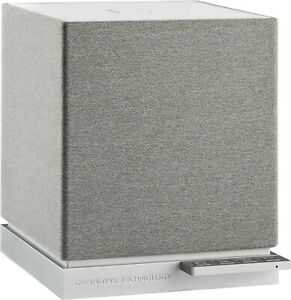 NEW Definitive Technology W7 High Performance Wireless Speaker Gray / White