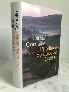 Didier Cornaille el Legado de Ludovic Grollier Novela 2000