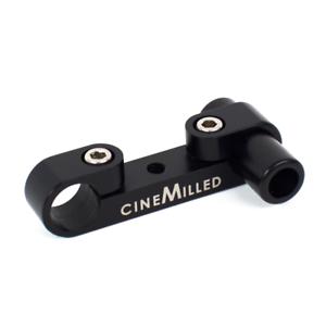 56mm CineMilled Lens Motor Offset Dogbone Bracket CM-046