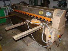 Edwards 14g 80 Direct Drive Mechanical Squaring Shear 2 52000