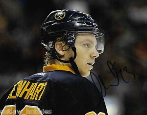 Buffalo-Sabres-Sam-Reinhart-Signed-Autographed-Photo-8x10-COA-E
