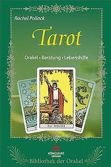 Tarot: Bibliothek der Orakel. Set mit Buch und Karten. O... | Buch | Zustand gut