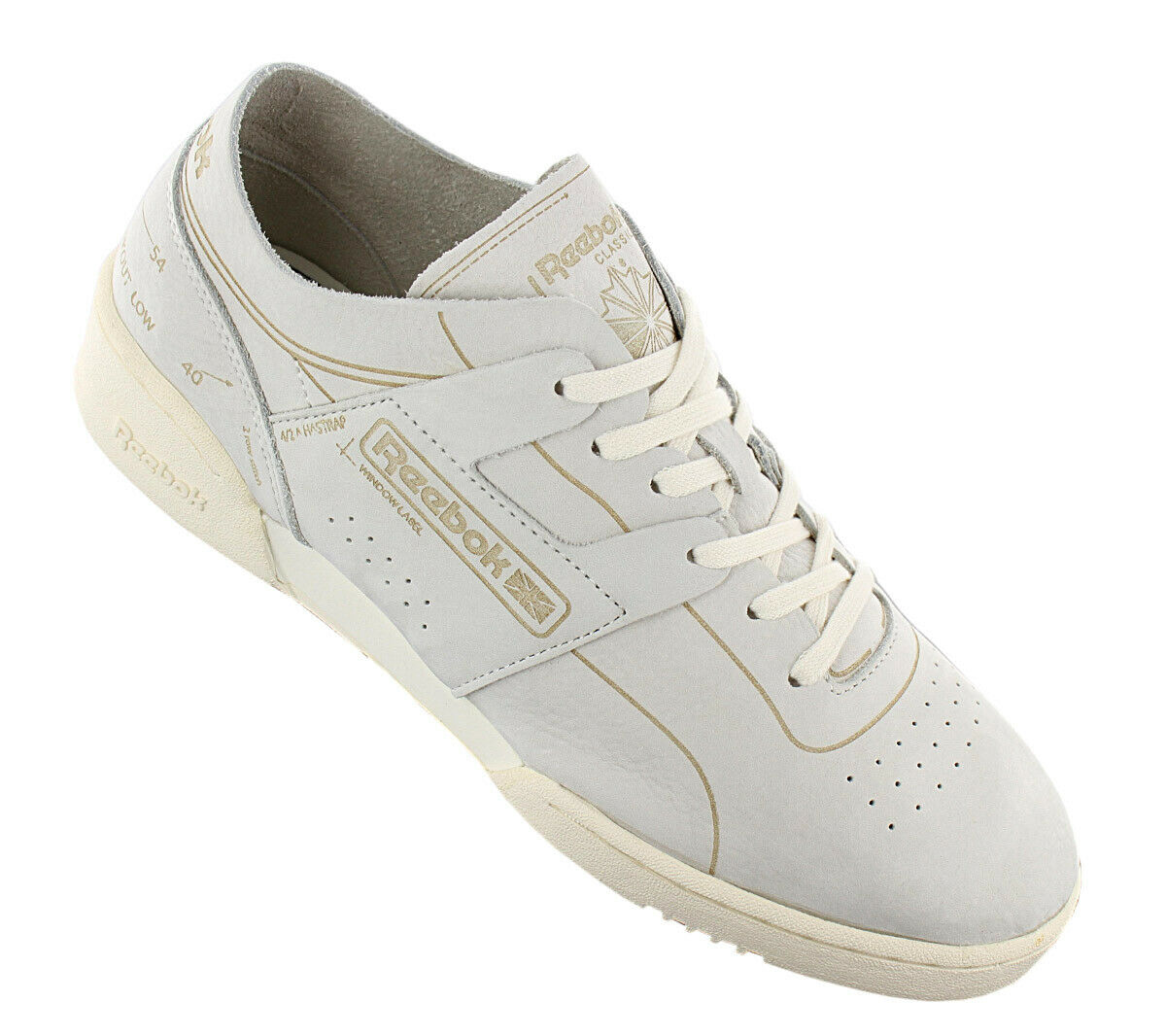 NEW Reebok Workout Low Clean HMG BD1966 Men´s shoes Trainers Sneakers SALE
