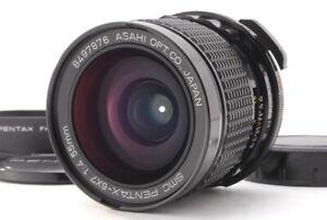 Nuovo di zecca + Cappuccio SMC Pentax 6x7 67 55mm f4 Lente per 6x7 67 dal Giappone II i43