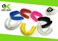 DX - Gum Shield Mouth Guard Boxing Rugby Martial Art Adults Teeth Protector