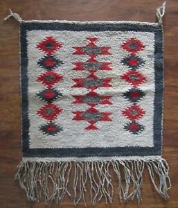 Antique navajo rugs Vintage Image Is Loading Antiquenavajorugtapestrygallupthrownativeamerican Nizhoni Ranch Gallery Antique Navajo Rug Tapestry Gallup Throw Native American Sampler