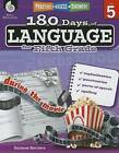 180 Days of Language for Fifth Grade (Grade 5): Practice, Assess, Diagnose by Suzanne Barchers (Paperback / softback, 2014)