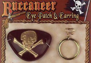 Adult Buccaneer EyePatch fnt