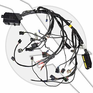 Volvo Penta Genuine OEM 8.1L Main Engine Wiring Cable Wire Harness 3848900  | eBay | Volvo 8 1 Gi Penta Wiring Harness |  | eBay