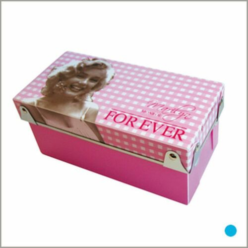 Boite Marilyn Monroe Boite plastique, Marilyn Monroe (petit format) Tropico