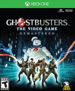 Ghostbusters-The-Video-Game-Remastered-Xbox-One-Brand-New-Fast-Shipping