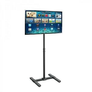 FOREST-Mobile-TV-Cart-Floor-Stand-Compact-Display-Stand-for-13-034-36-034-LCD-TVs