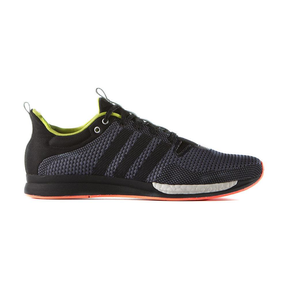 Nuevas Adidas Adizero Feather S79282 Negro Azul Zapatos  Talla Para Correr Hombres ALL Talla  NIB d3160a
