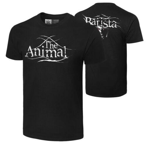 "Batista /""The Animal/"" Retro T-Shirt"
