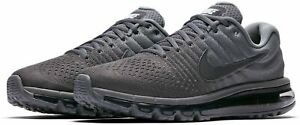 Nike-Air-Max-2017-Cool-Grey-Size-10-15-Anthracite-Dark-Grey-849559-008
