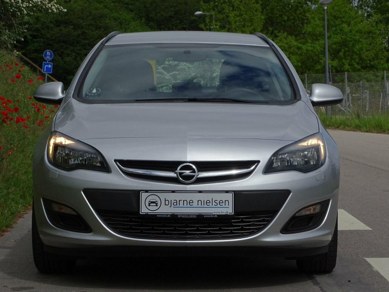 Opel Astra 1,4 100 Enjoy ST - billede 11