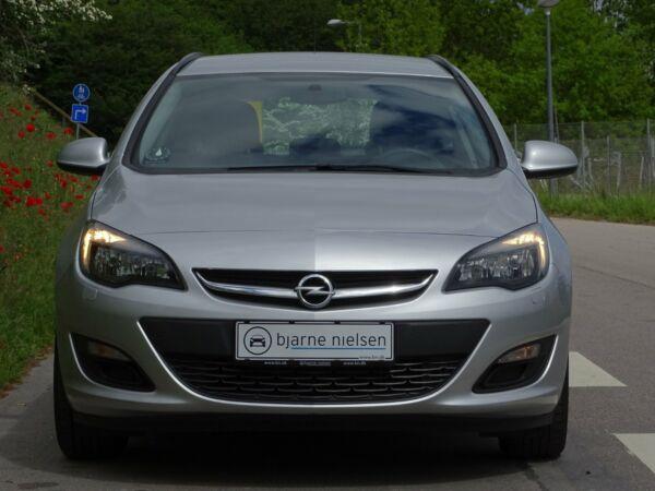 Opel Astra 1,4 100 Enjoy ST billede 11