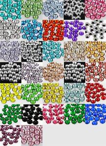 1000-3mm-4mm-GLUE-ON-FLAT-BACK-RHINESTONE-CRYSTAL-SHOES-BAGS-GEMS-NAIL-ART-CRAFT