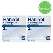Habitrol Nicotine Mint Gum - 2mg