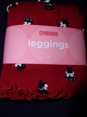 Gymboree Leggings pants 0 3 6 9 12 18 24 2T 3T NWT New York Girl Classroom kitty