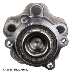 Beck Arnley 051-6271 Hub and Bearing Assembly