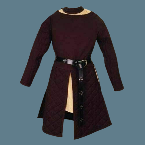 Beautiful Halloween Gift Medieval Thick Padded Gambeson Theater Custome Sca