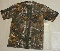 Walls Men's 56094 Short Sleeve Camo Pocket Tee, T-shirt M, L, Xl, 2x, 3x, 4x
