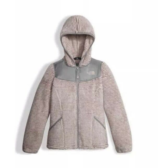 09878083b1 NWT THE NORTH FACE GIRLS Oso Fleece Hoodie Zip Jacket L (14-16)