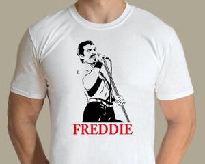 Freddie Mercury (Queen) T-shirt (Jarod Art Design)
