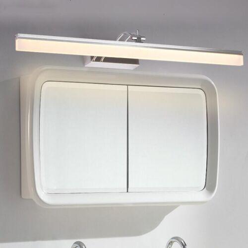 Mirror headlight led dress lamp modern makeup wall lamp stainless bathroom light