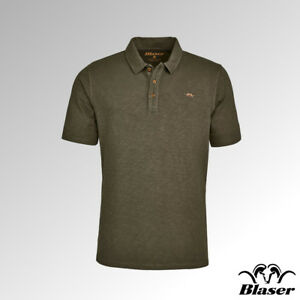 Blaser Shirt Shirt Polo Hommes 013555 Olive118010 Owk0P8n