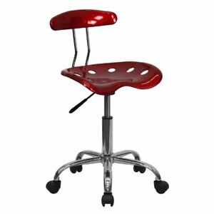 Superieur Image Is Loading Tractor Seat Bar Stool Drafting Table Extra Tall