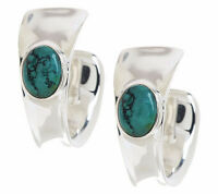 Rlm Studio Gaia Sterling & Magnesite Sculpted Earrings A