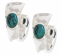 Rlm Studio Gaia Sterling & Magnesite Sculpted Earrings C