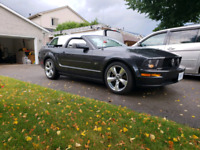 2007 Ford Mustang Convertible Kijiji In Ontario Buy Sell