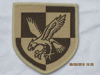 Collectibles 16th Air Assault Brigade,desert,trf,airborne,patch,paratroopers Be Novel In Design Other Militaria