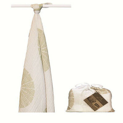 Aden and Anais Into the Woods organic easy swaddle™ Brand New size small//medium