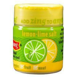 10 TWANG LEMON LIME FLAORED SALT SHAKERS