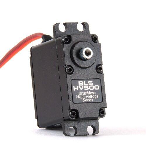 Holmes Hobbies TrailMaster HV500 alto esfuerzo de torsión sin escobillas Servo Alto Voltaje SCX10