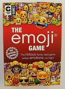 Nib The Emoji Game Card Game By Ginger Fox Games Toys & Hobbies